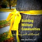 Building Military Communities: On Resiliency and Entitlement