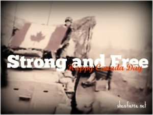 strong and free